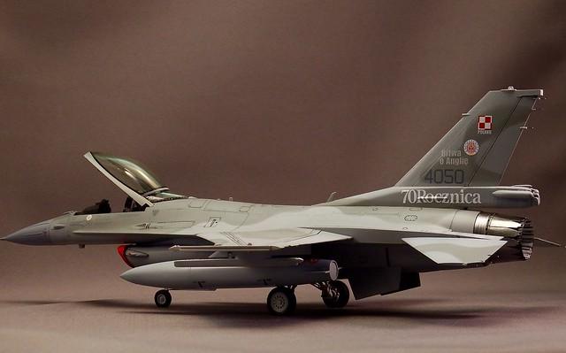 F-16 Polish Aircraft  Kosciuszko Squadron Honors - Aircraft - IPMS