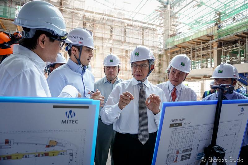 Naza TTDI - MITEC