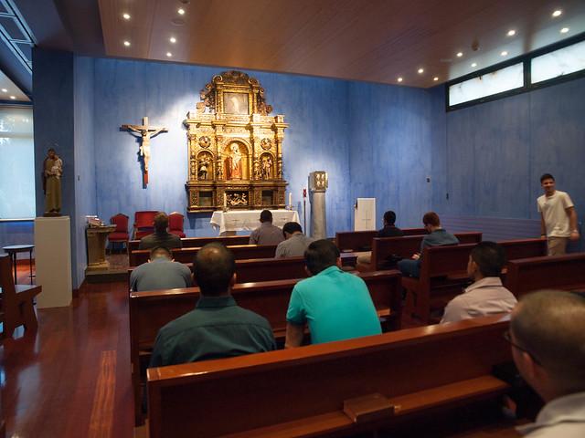 Eucaristía de Inicio de Curso 2015 - 2016