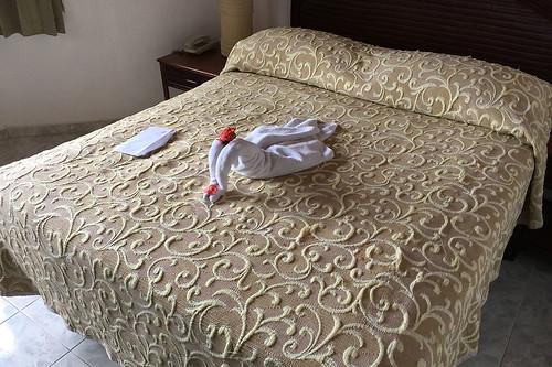 Bett / Bed - Sosua