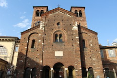 Milano - Chiesa di San Sepolcro