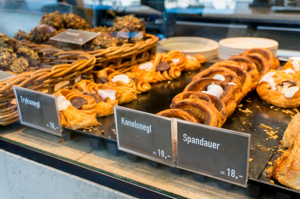 Lagkagehuset - pastries