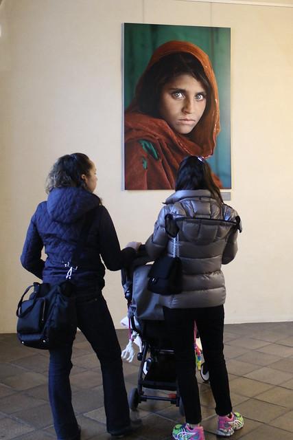 Header of Afghan Girl