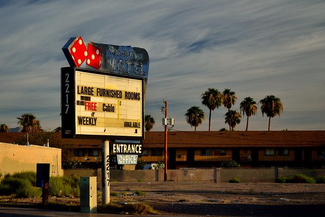 Pair-a-Dice Motel