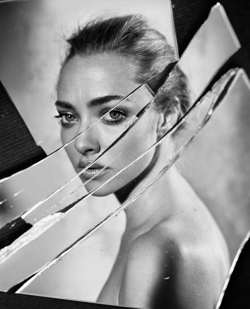 Аманда Сейфрид — Фотосессия для «Glamour» ES 2015 – 6