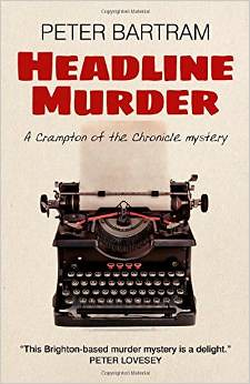 Peter Bartram, Headline Murder