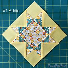 #1 Addie