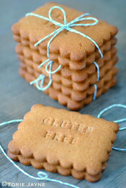 Gluten free graham crackers 2