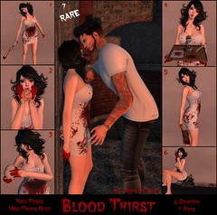 blood thirst @ freak show - LAST DAY TOMORROW