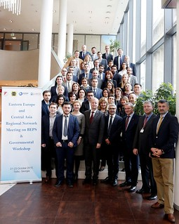 Group Photo BEPS Regional Network Meeting Tbilisi Georgia 2015