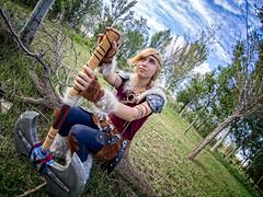 Sesión con Judit - Astrid - Como entrenar a tu dragón