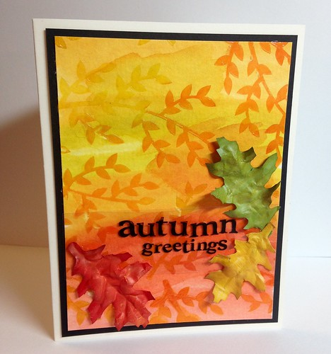 October Swap Cards