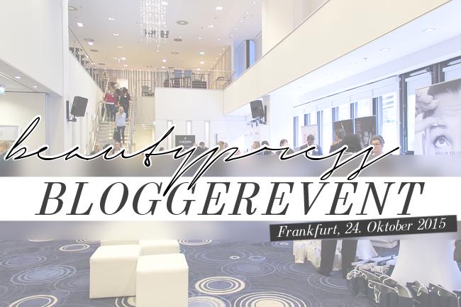 Beautypress Bloggerevent