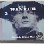 JOHNNY WINTER ELECTRIC BLUES MAN 2-CD BOX-SET