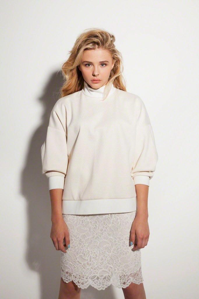 Хлоя Морец — Фотосессия для «Vogue» UA 2014 – 18