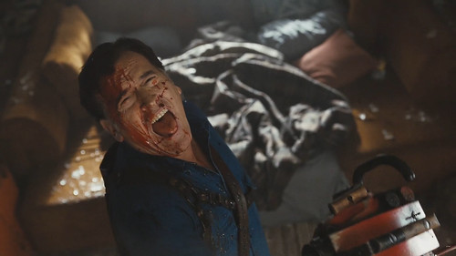 evil dead vs evil dead 2 essay Fans of ash vs evil dead are accustomed to seeing people (and other things) die onscreen — in fact, that's one of the reasons they watch starz's horror-comedy it's a pretty interesting episode, with perhaps the worst onscreen death in the history of all visual arts 'worst' meaning 'most outrageous.