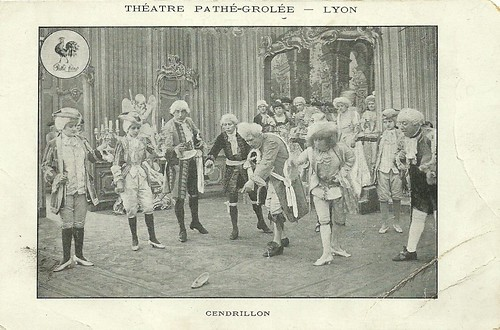 Cendrillon (Pathé frères, Albert Capellani 1907)