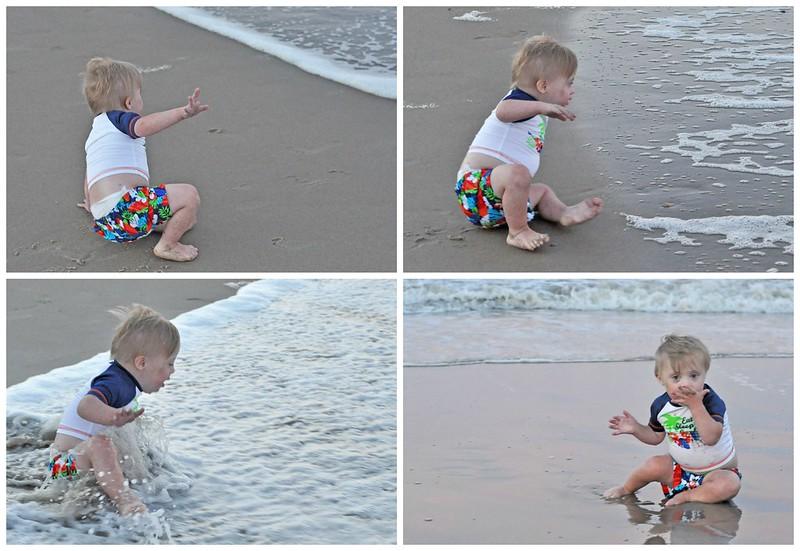 Liam meets the Ocean