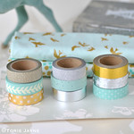 Sparkly washi tape