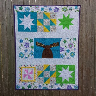 Orphan blocks + Stars for Linus. Finish number 2 for donation at Saturday's meeting of #TheLinusConnection. #charityquilt #nonprofit #donation