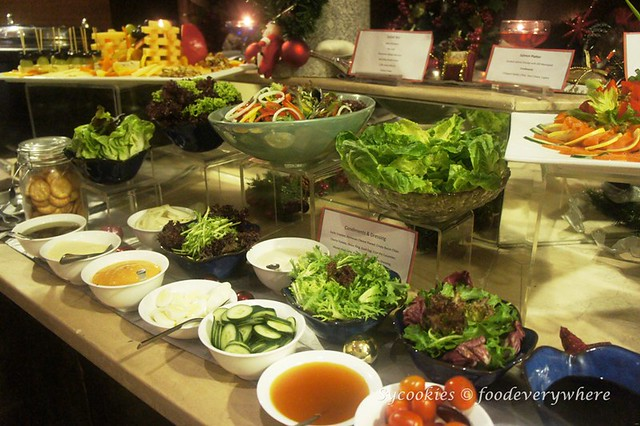 5.Pacific Regency Hotel Suites 2015 Christmas Buffet