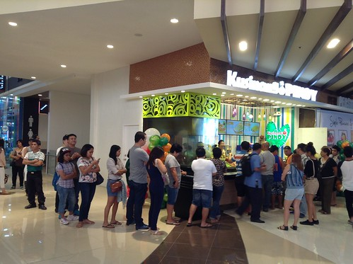 Kusinang Pinoy @ Robinson's Galleria