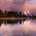 Oxbow Bend by Marvin Bredel