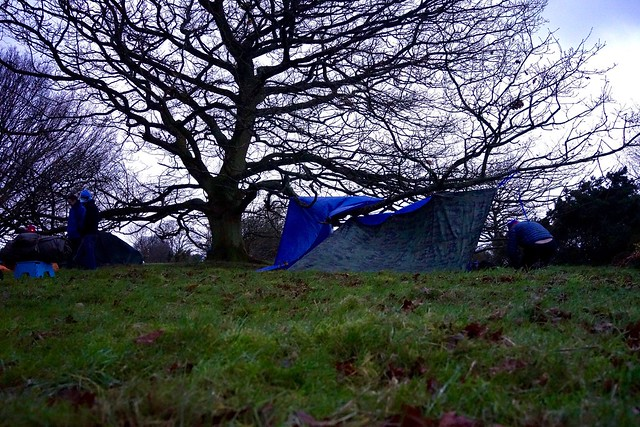 Coombe hill microadventure
