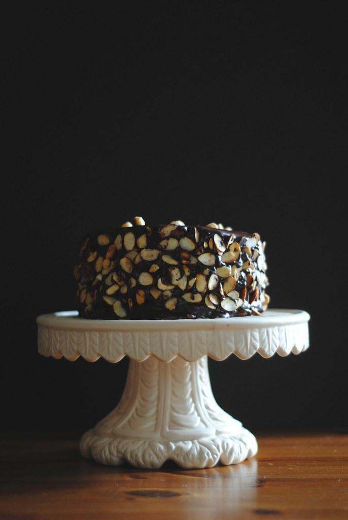Chocolate Espresso Dacquoise
