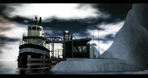 Furillen - Peaton Island Ferry