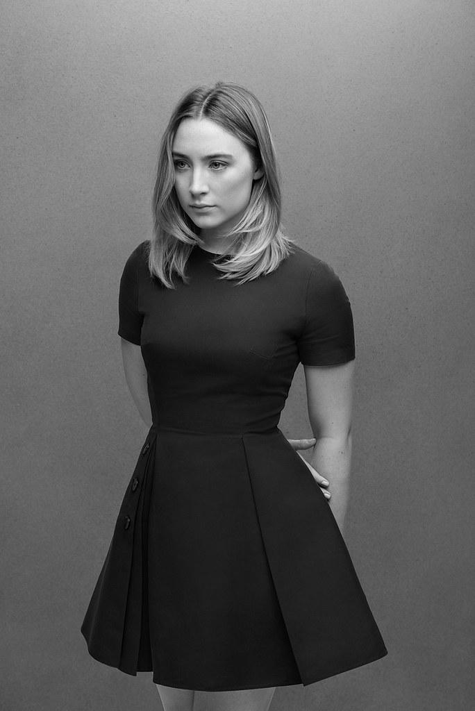 Сирша Ронан — Фотосессия для «Variety» 2015 – 1