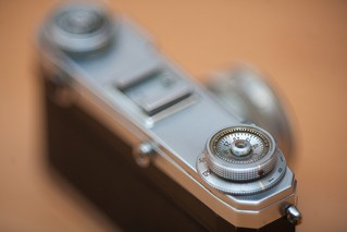 Contax Rangefinder Colordial | by Time-4-Photos