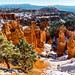 Sony A7R2 Fine Art Bryce Canyon Hoo Doos Covered in Snow! Dr. Elliot McGucken Winter Bryce Canyon Landscapes by 45SURF Hero's Odyssey Mythology Landscapes & Godde
