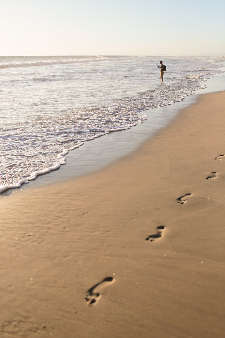 Blacks Beach San Diego California USA.