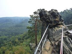 Saské Švýcarsko – skalní ráj to napohled kousek za hranicemi