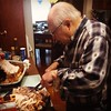 Dad #thanksgiving #grateful #carving #turkey #thankful #gratitude #holiday #pennsylvania