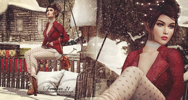 New Post: ∞Forever 21∞ LOTD 276 Snowfall...