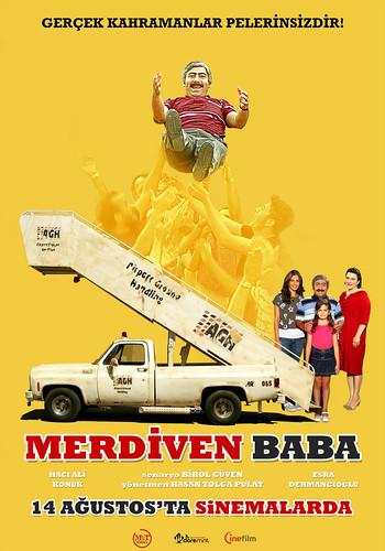 Merdiven Baba (2015)