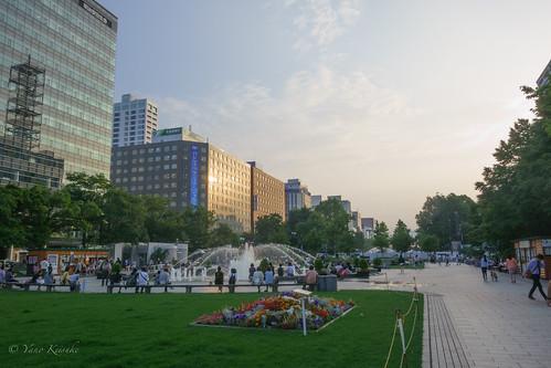 Ōdōri Park / 大通公園