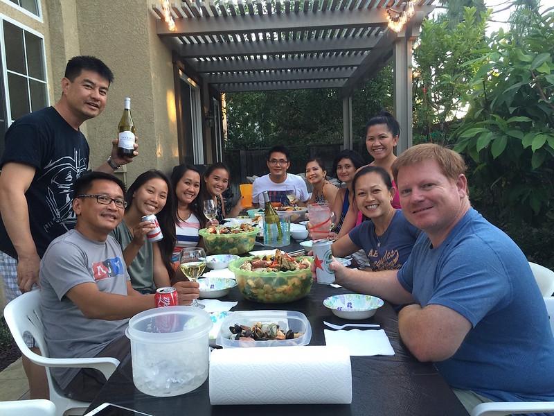 July 2015 Fam Din