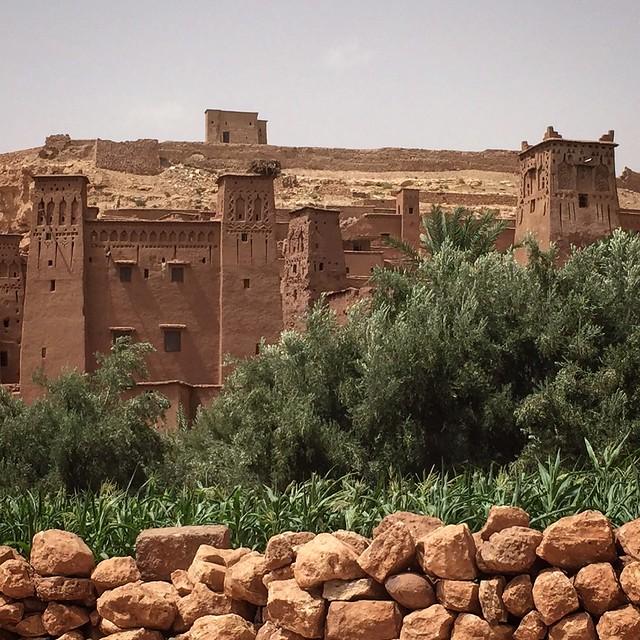 Berber Kasbah