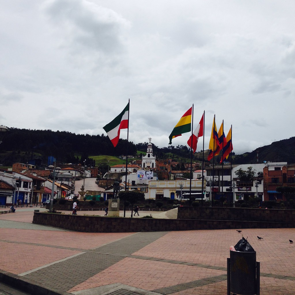 Independence Square Zipaquira