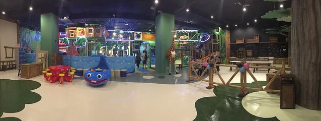 The Jungle Gym at Atria