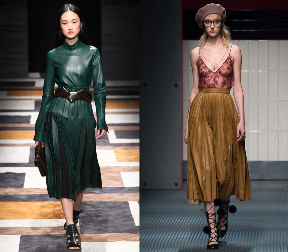 fashion-runway-2016-pleated-skirts