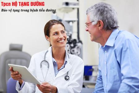 Tái khám sức khỏe định kỳ giúp phát hiện sớm dấu hiệu của biến chứng tiểu đường