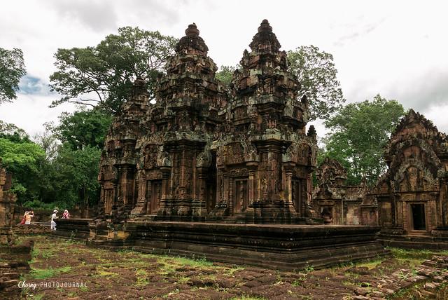 banteay srei angkor wat siem reap cambodia