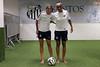 Sole Jaimes e Giovana by Santos Futebol Clube