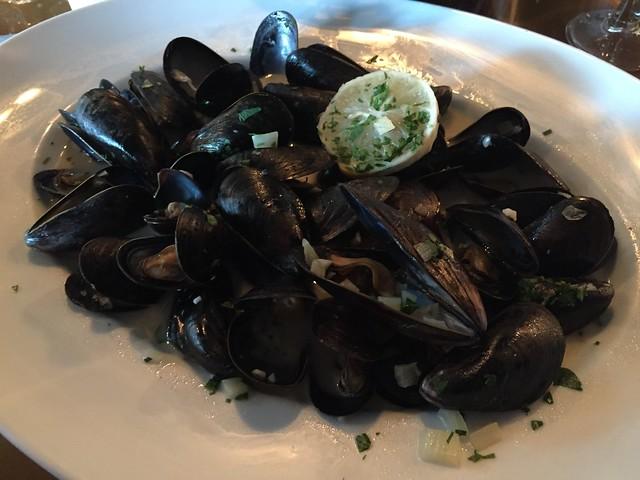 Mussels - Garcon