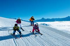 Rodinné lyžařské středisko Meiringen– Hasliberg