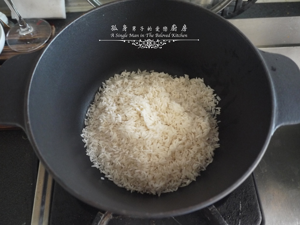 孤身廚房-蕃茄橄欖燴雞肉佐番紅花香米27